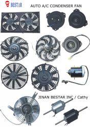 7pulgadas a 16 pulgadas de Auto A/C Motor del ventilador del condensador
