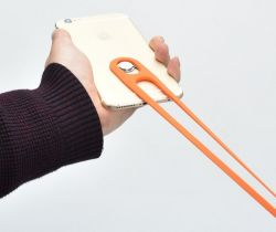 Телефон ремешок, изготовлены из силикона и металлические, различные доступные цвета