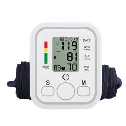 LCD de Digitale Hoge Monitor Sphygmomanometer van de Bloeddruk van de Banden van de Pols van de Nauwkeurigheid