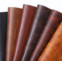 Two-Tone clássico e Aritficial PVC de alto brilho para Couro, Banco do carro safa e mobiliário, etc