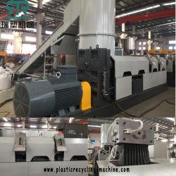 Pebdl PP PE polyéthylène LDPE BOPP Film la granulation de machine de recyclage de matériel en 500kg/h