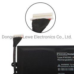 予備交換充電式再生済セカンダリバッテリ 11.1V 50wh Px03XL ラップトップ HP Envy 14 TouchSmart Series M6 と互換性のあるバッテリ