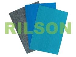 أوراق ملتفة مضغوطة مقاومة للحرارة من الألياف غير الأسبستوس