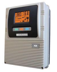 전기 제어판 시스템을 표시하는 LCD 와이드스크린(k8)