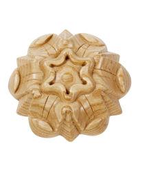 Деревянные резные Rosette и деревянной-8201336 Onlays розетки (LF)