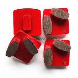 Алмазные шлифовальные блок для конкретных и плитками Тераццо