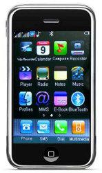 Téléphone portable quadribande (I68+)
