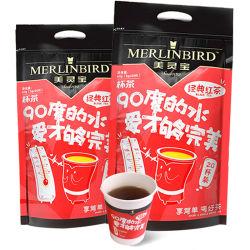 La miel de arándanos de fragancia de fruta de jengibre saludable sabor del té té negro té