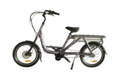 La pizza à vélo, transport, le journal de vélo Vélo, Pizza vélo électrique