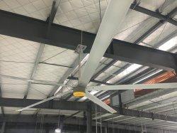 Super Grande Hvls Industrial ventilador de teto com Motor Msip