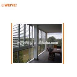 Perfis extrudados de alumínio para a janela de Condicionador de Ar/Frestas de alumínio