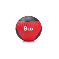 2020熱い販売の耐久のゴム製柔らかい適性の体操の重量のトレーニングのための滑り止めの球のメディシンボール
