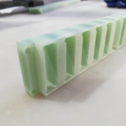 Оптовая торговля Fr-4/G10 из стекловолокна для приложений с высокой температурой в наличии на складе