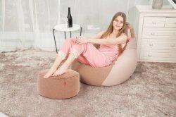 Sala de estar mobiliário lavável removível Lazy grandes adultos bag bolsa de feijão