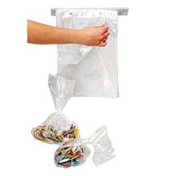 Sac en plastique alimentaire Claire / sac en plastique pour l'emballage des aliments