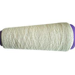 순수한 대마에 의하여 표백되는 섬유 털실 - Nm15s/1