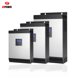 سعر المحول الهجين العامل بالطاقة متعدد الوظائف بقدرة 3 كيلوفولت أمبير 5 كيلوفولت أمبير/بوصة متعددة النقاط Inverters