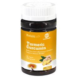 Soem-Gelbwurz-Kurkumin-Kapsel-Gelbwurz-Ergänzung für entzündliche Antwort