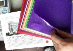 バージン PP スパンボンド不織布、不織布原料の耐収縮性