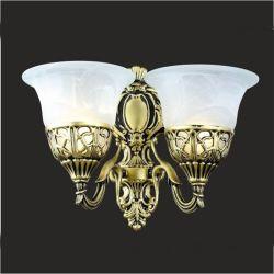 Klassischer dekorativer Wand-Lampen-Aluminiumleuchter (GB-1035-2)