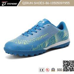 تصميم جديد أحذية كرة القدم عالية الجودة أحذية كرة القدم المطاطية الرجال والنساء، 21 ف7034 سابقا