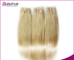 "Human Hair Extensions 14"" New Fashion European Pure Blonde Remy Lbh 028"