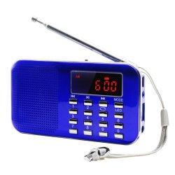 Мини-Portable AM/FM-радио L-218С TF/USB