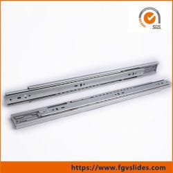 trasparenza del cassetto del metallo di 45mm per mobilia