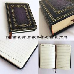 Werbeartikel Hardcover Notizbuch Tagebuch Tagebuch Schreibwaren Gebrandete Notizbuch