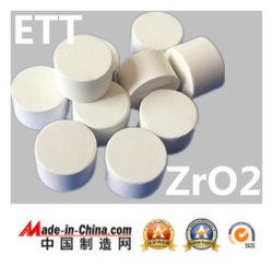 Materiale bianco e nero di evaporazione del diossido di zirconio Zro2