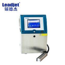 Kontinuierlicher Tintenstrahldrucker/industrielle Codiermaschine/Inkjet Batch Codiermaschine V280