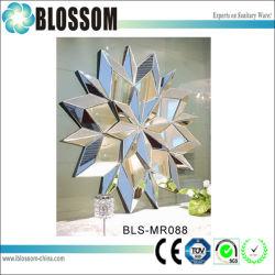 3D mur décoratif miroir convexe Handmade miroir mural Art