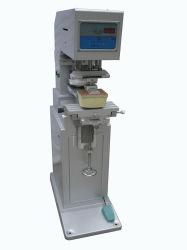 Tampon de 1 couleur semi-automatique avec la navette de l'imprimante