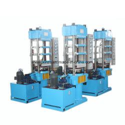 Machine à caoutchouc/ presse de vulcanisation en caoutchouc/ presse à patins en caoutchouc