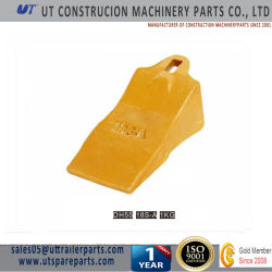 Doosanまたは大宇の掘削機または地上の実行のツールまたは掘削機の鍛造材のバケツの予備品の歯のためのバケツの歯