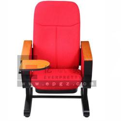 Disposizione dei posti a sedere mobile della sala di conferenza del banco del teatro del Corridoio del cinematografo con lo scrittorio