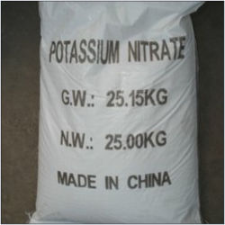 99,5% 99,7% Fertilizante de nitrato de potássio Agricultura Grade (13-0-46)
