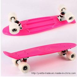 Neues pp.-Plastikpenny-Skateboard mit besten Verkäufen und Förderung-Preis (YVP-2206)