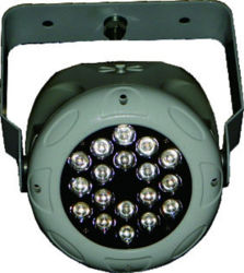 Mini 18pcs par la lumière à LED 3 W