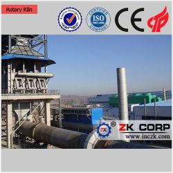Proceso de Pidgeon planta de producción de magnesio