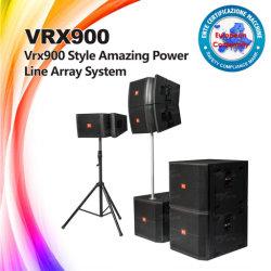 "Vrx932la 12"" unique passive, enceinte de line array actif"