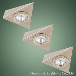 Светодиодная подсветка для монтажа на поверхность под кабинетом 12V 20W выставки кабинета галогенная лампа