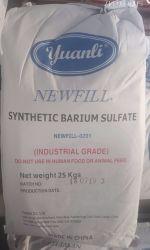 바륨 황산염 침전된 98%Min 분말 코팅 안료 고무 플라스틱