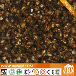 Vidro espesso de cor bege Microcrystal mosaico de pedra de porcelana (TJ8263D)