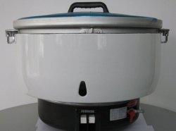 25L het commerciële Kooktoestel van LPG van het Kooktoestel van de Rijst van het Gas