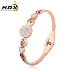 Mode bijoux strass Bracelet Bracelet en acier inoxydable (HDX1034)