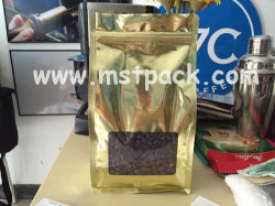 Bolsa De-Metallized / Zipper Bag / Embalagem de Alimentos