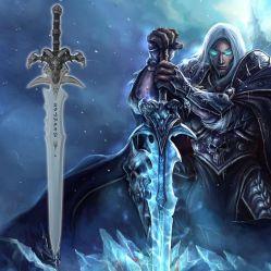 Spada Frostmourne di Warcraft