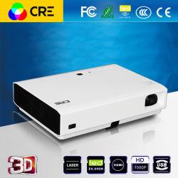 メディアプレイヤー完全なHDの携帯用可聴周波ビデオプロジェクター