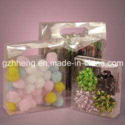 الصين الشركة المصنعة تخصيص أشكال مختلفة مسح البلاستيك PVC/PP/PET Box (طي الحزمة)